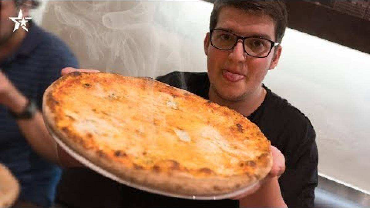 Embedded thumbnail for HCT Italy: Vanik vs. pizza!