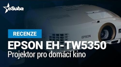 Embedded thumbnail for Epson EH-TW5350 od Wenia6killer