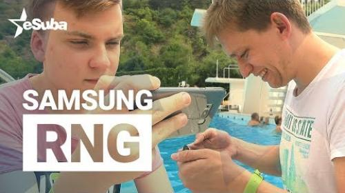 Embedded thumbnail for Samsung RNG