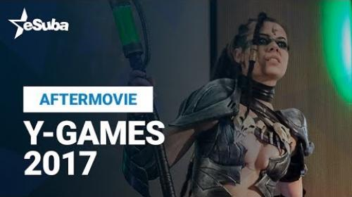Embedded thumbnail for Y-Games 2017 Spring